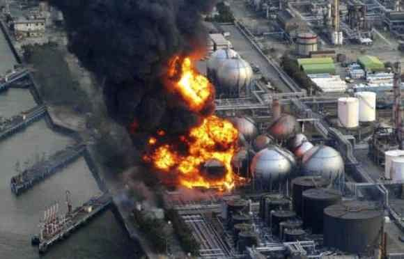 Explosions at Fukishima Nuclear Plant in Japan