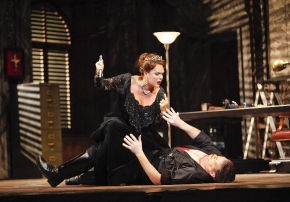 Photo credit: Jeffrey Dunn for Boston Lyric Opera © 2010
