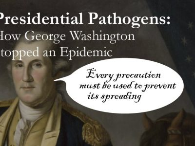 Vaccination, Enlightenment Values, and the Founders
